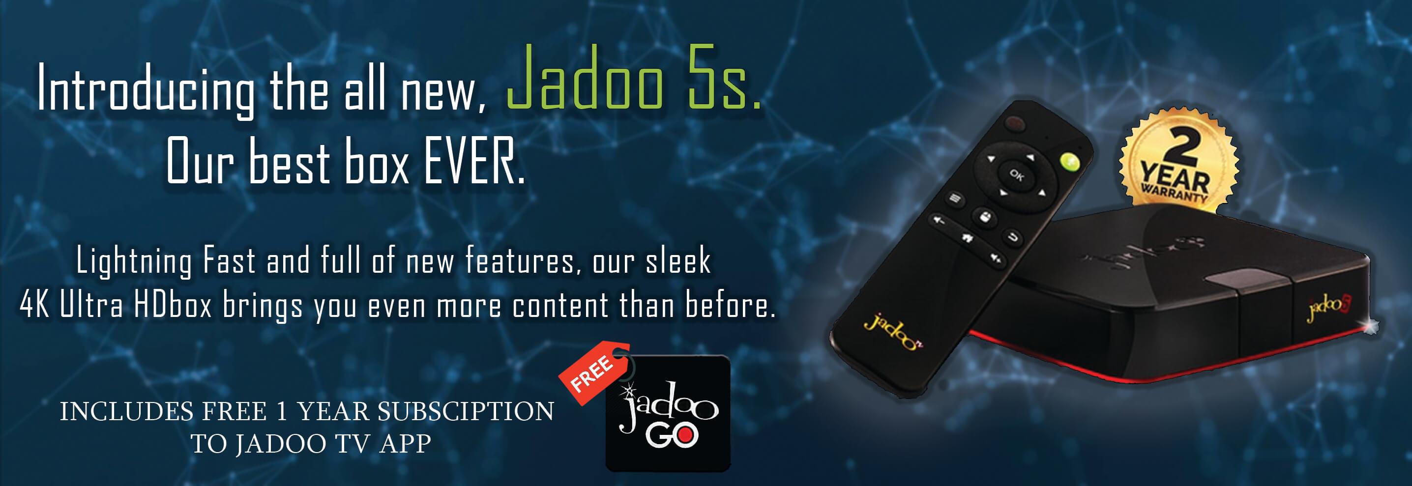 Welcome to JadooTV Australia
